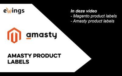 Magento 2 – Hoe werken Amasty Product Labels?