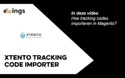 Magento 2 – Hoe werkt Xtento Tracking Code Importer?