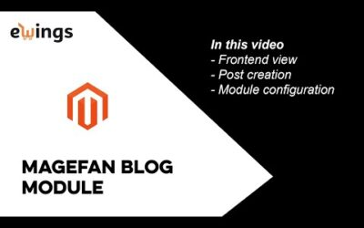 Magento 2 – How does the Magefan Blog Module work?