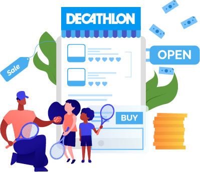 Decathlon Marktplaats