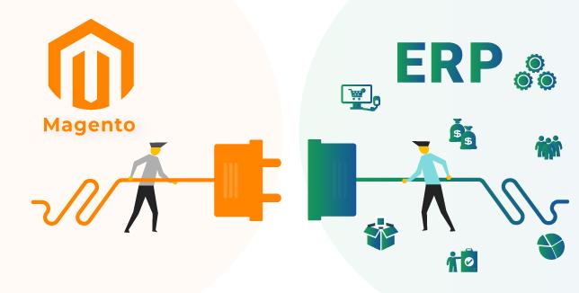 ERP systeem Magento 2