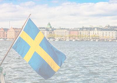 Zweedse meubelfabrikant